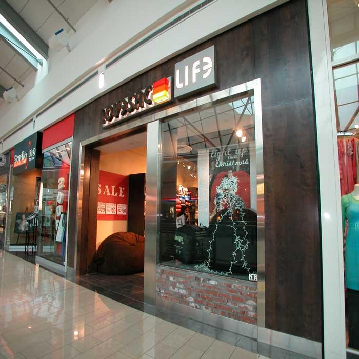 Luvsac: Retail Construction Trinity Group Dallas TX
