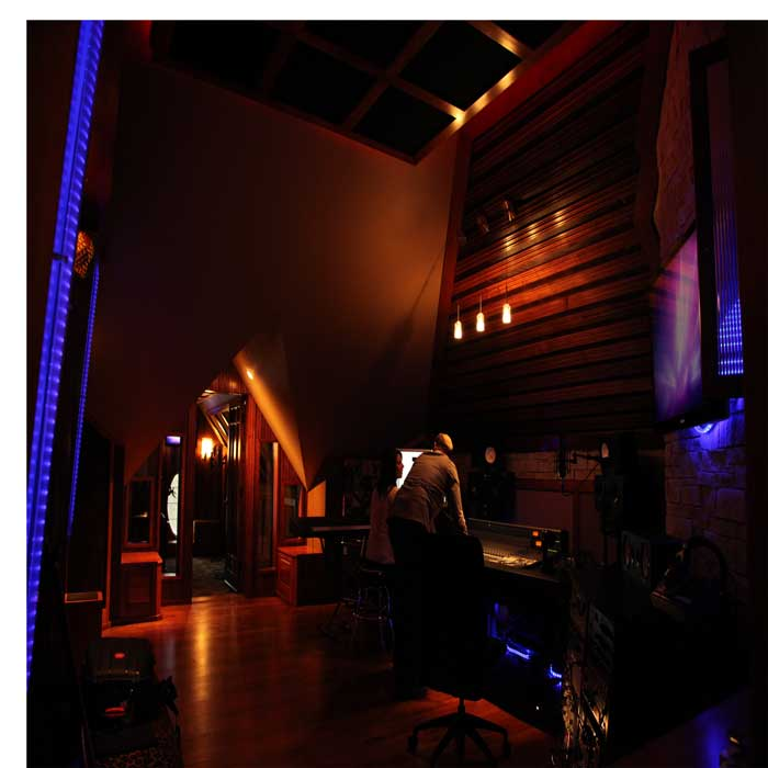 Studio 1071 Recording Studio Design & Construction