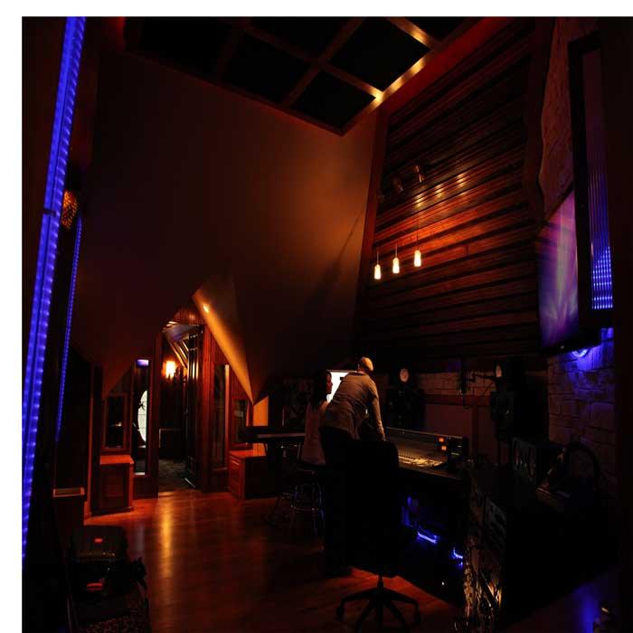 Studio 1071 Recording Studio Design & Construction