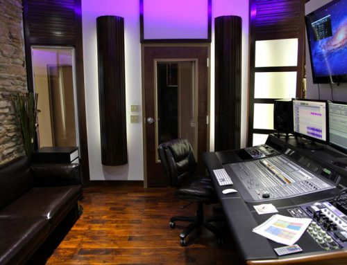IMC Studios & Performance Hall
