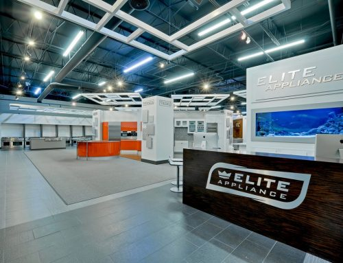 Elite Appliance Showroom
